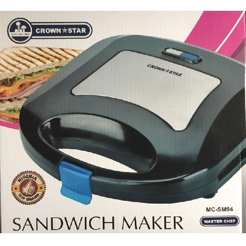 Sandwich Maker/ Toaster- 2 Slice