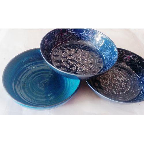 Unbreakable Ceramic Plates