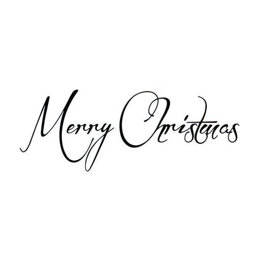 Fashionable Christmas Snowflake Wall Stickers Removable PVC Home Decoration Black