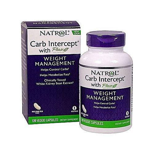 Natrol Carb Intercept White Kidney Bean 120 Count Jumia Nigeria