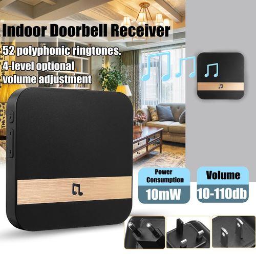 WIFI Wireless Video Doorbell 8G Two-Way Talk Smart Door Bell Security Camera