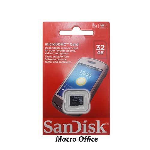 32GB MciroSDHC Memory Card