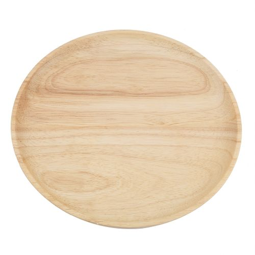Wood Tea Tray Sushi Snacks Fruits Serving Plate Dish