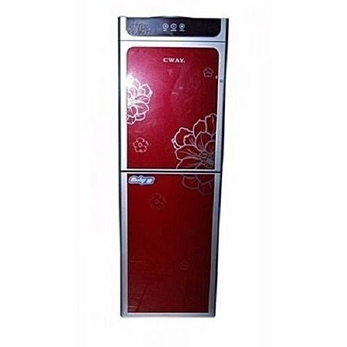 Water Dispenser Double Door With Fridge