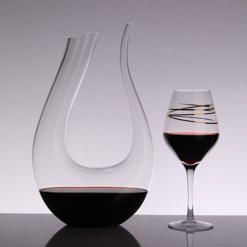 Champagne Glasses Decanter Bottle Jug Pourer For Family Bar