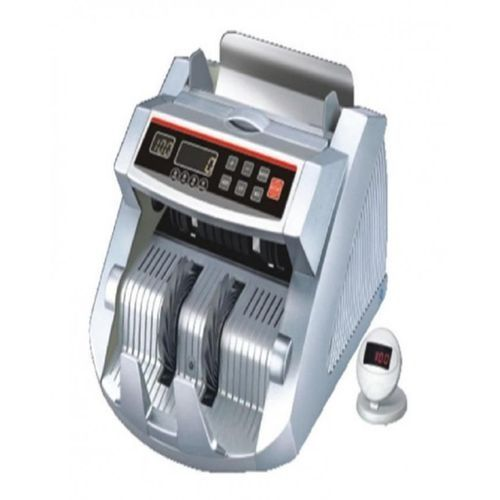 Counting Machine With Fake Note Detector