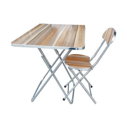--Adjustable Reading/Laptop Table And Chair---(Wood & Metal)
