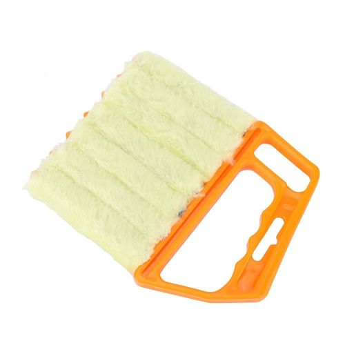 2 Pieces Blinds Shutters Removable Window Brush Cleaning Blinds Brush Cleaner Furnoor
