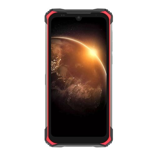 S86 6GB+128GB 8500mAh Battery 6.1 Inch Android 10 4G Rugged Phone - Red