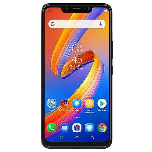 Spark 3 (KB7) 6.2-Inch HD (1GB,16GB ROM) Android 8.1 Oreo, 13MP + 8MP Dual SIM 3G Smartphone - Aqua Blue (JF)