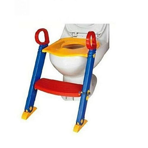 TOILET DEAT POTTY/POT TRAINER WITH LADDER