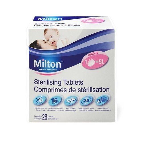 Sterilizing Tablets - 28 Tabs X 6