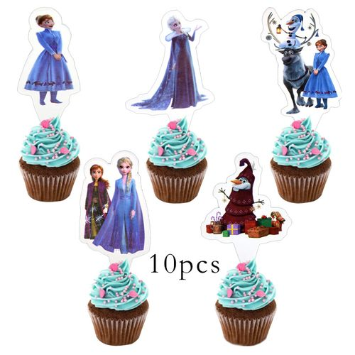 Frozen Anna And Elsa Princess Birthday Party Candy Box