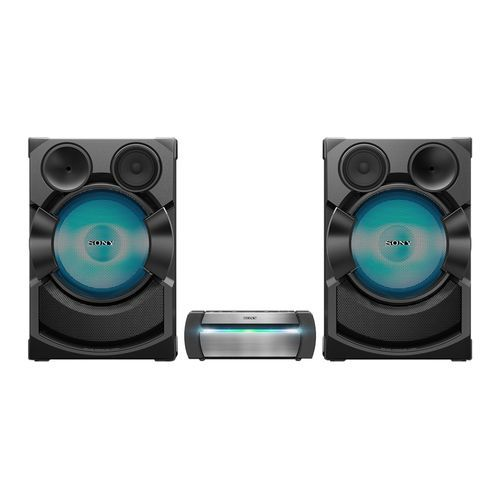 High Power Bluetooth Home Theatre System With DVD Shake-X70D