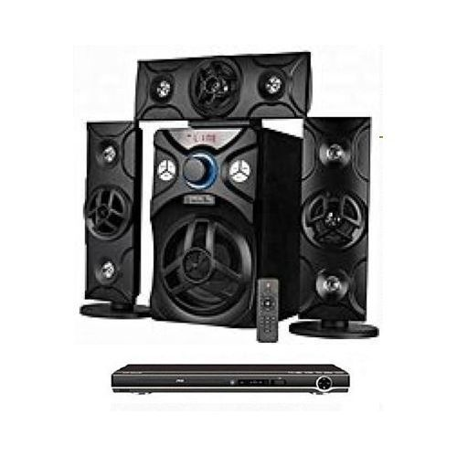 3.1 BLUETOOTH HOME THEATER SX-815 AND DVD