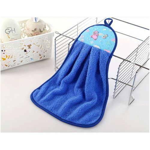 Hanging Soft And Quick Drying Creative Towel 3pcs