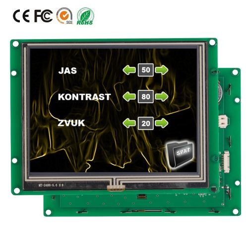 """STONE 5.6"""" HMI Panel With Touch Screen+Program"""