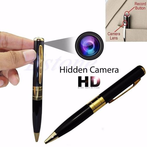 HD Mini Portable Camera Hidden Camera Pen