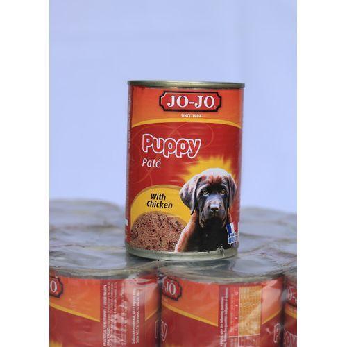 Jo-Jo Puppy Can Food X24