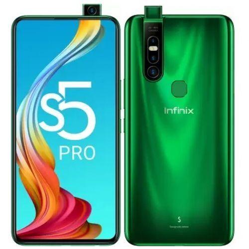 S5 Pro X660B - Dual - 64GB ROM - 4GB RAM - 4G Lte - 6.53'' - 32mp Front - 4000mAh - Fingerprint