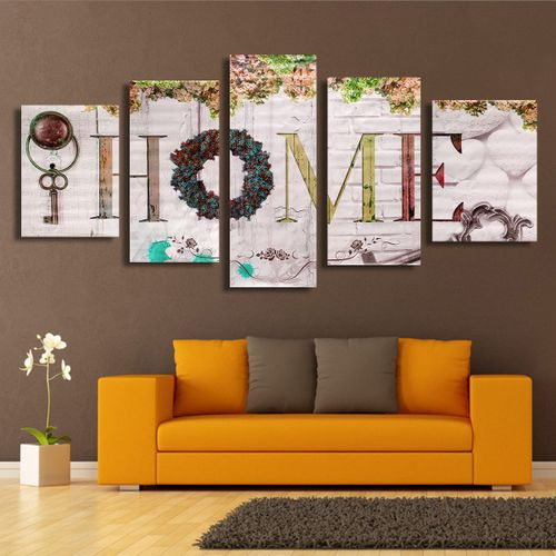 Unframed Colorfuf LModern Art Canvas Oil Painting Picture Print Home Wall