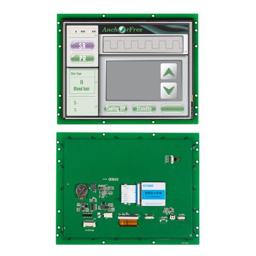 10.4 Inch Intelligent Touch Screen With Programmable TFT LCD