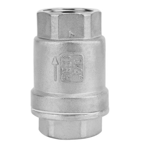 304 Stainless Steel Check Valve For Water Gas Supply Accessories