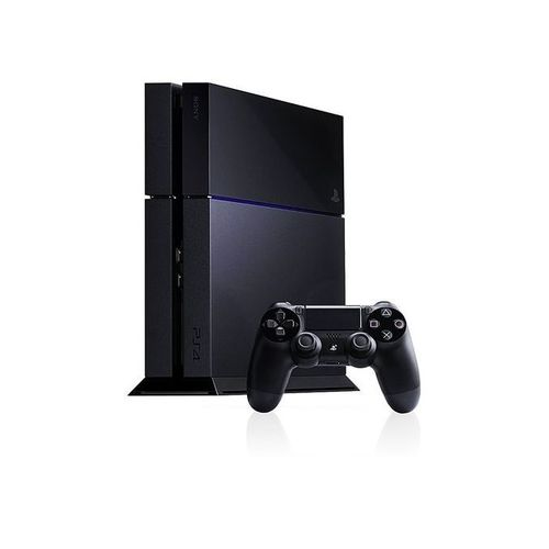 Play Station 4 - 500GB Console Black
