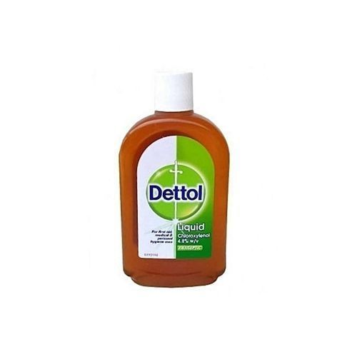 Antiseptic Disinfectant Liquid 250ml X 2