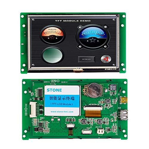 STONE 5.0 Inch 65k Colors TFT Display Module