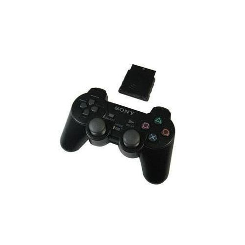PS2 Wireless Pad -BLACK