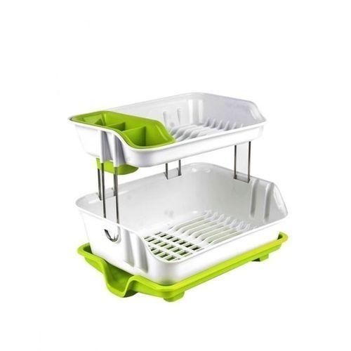 Dish-Plates Rack, Drainer & Cutlery Holder