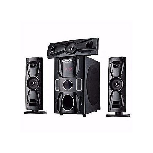 Djack 3.1 Powerful Home Theater Super Sound DJ-303