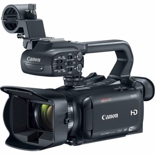 XA30 Professional Video Camcorder With Focus Assist