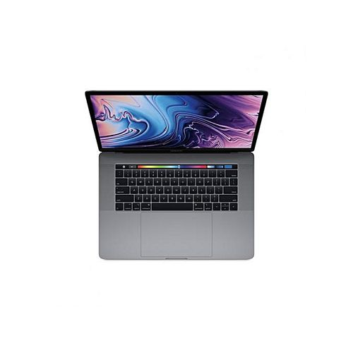 """MacBook Pro - 15"""" Display With Touch Bar - Intel Core I7 - 16GB Memory - AMD Radeon Pro 555X - 256GB SSD (Latest Model) - Space Gray/2018model"""