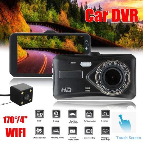 A6T 4''1080P WIFI 170? 32gTouch Screen Vehicle BlackBox Car DVR Dash Cam