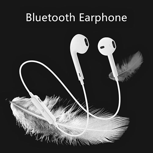 Stylish S6 Bluetooth Headphone