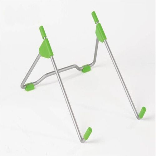 Muliawu Store Universal Folding Portable Laptop Stand Tablet PC Bracket For Apple Ipad -Green