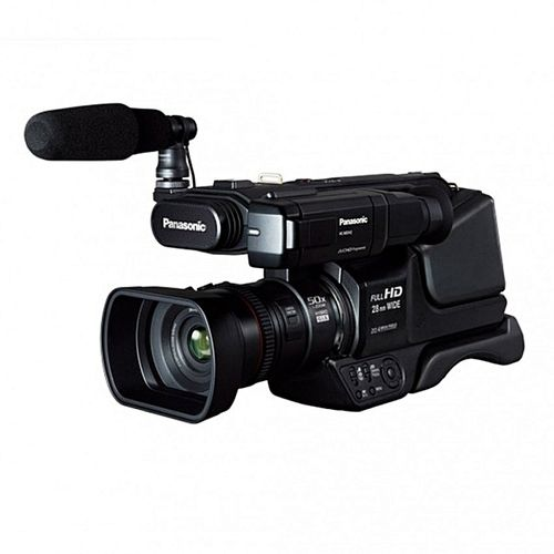 HC-MDH2 AVCHD Shoulder Mount With 32GB Built-in Memory Video Camcorder - Black