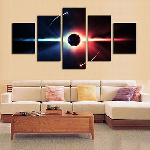 Unframed Art Oil Painting Prints Canvas Picture Modern Home Decor
