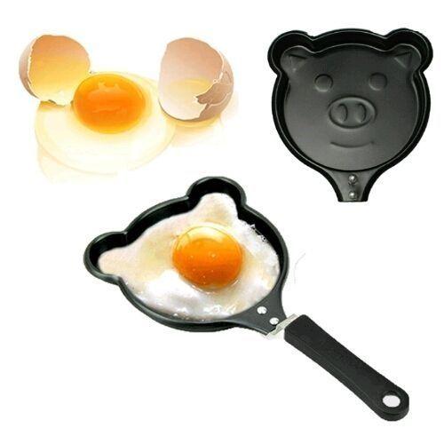 Pancake Designed Fry Pan