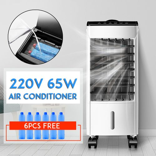 65W Portable 10L Air Conditioner Cooler Fan Cooling Box