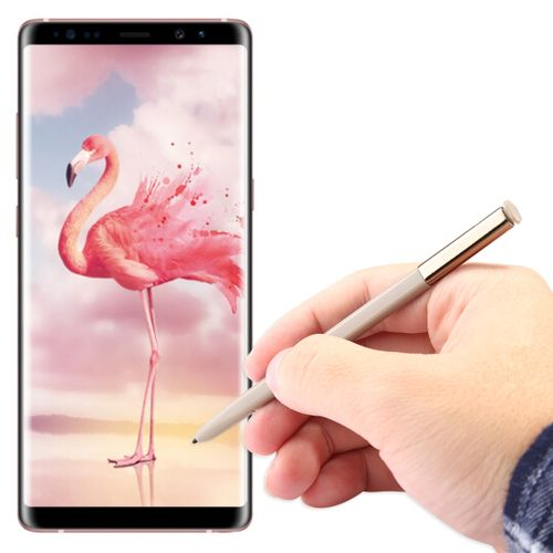 For Samsung Galaxy Note 8 / N9500 Touch Stylus S Pen(Gold)
