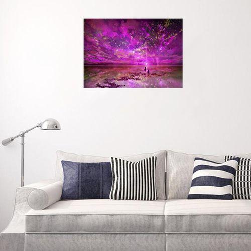 30*40cm Starry Sky Full Drill DIY 5D Diamond Painting Cross Stitch Home Decor