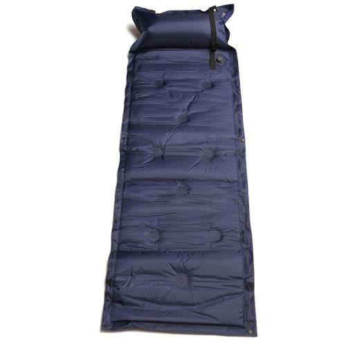 Outdoor Self-Inflating Single Air Mat Camping Mattress Pad Sleeping Hiking