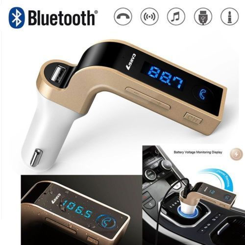 CAR G7 MP3 BLUETOOTH CAR KITS