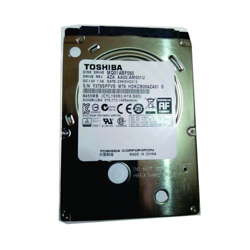 500GB Laptop Sata Hard Drive (Slim Type)