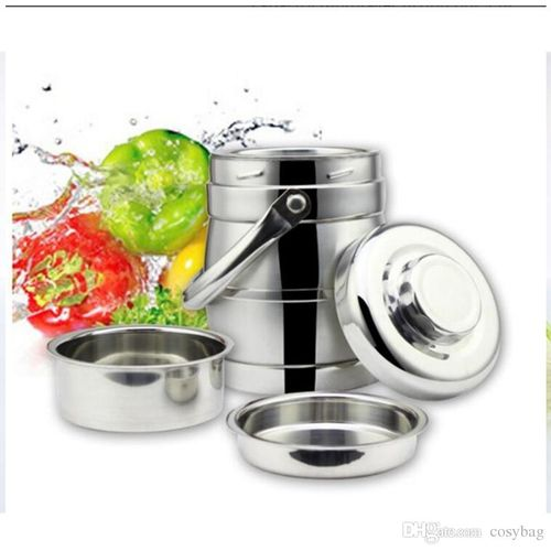 Stainless Steel Food Flask – 1.6 L