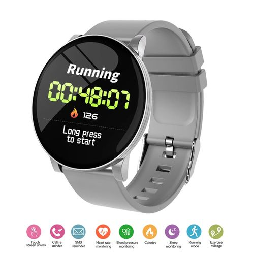 Bluetooth Smart Watch With Fitness Tracker,Weather Update...