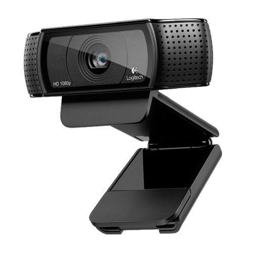 HD Pro Webcam C920 1080p Video Call & Recording